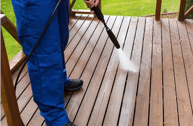 alpharetta deck cleaning