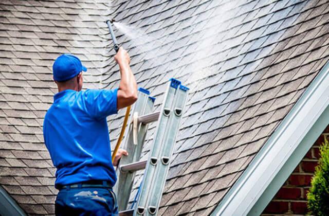 alpharetta roof cleaning